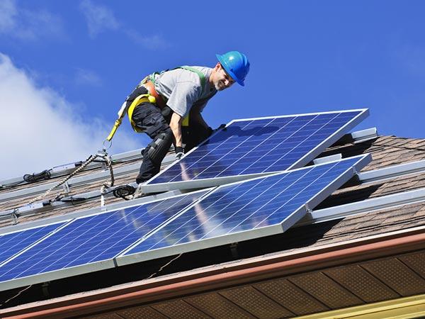 Residential—Solar Panel Berry Springs, NT